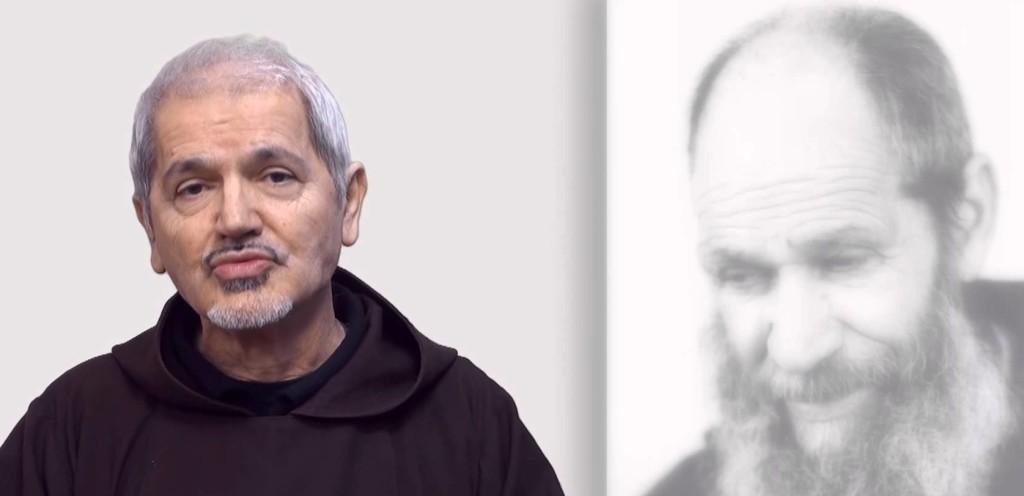 Padre Ignazio Melis, vice Postulatore causa fra Nicola